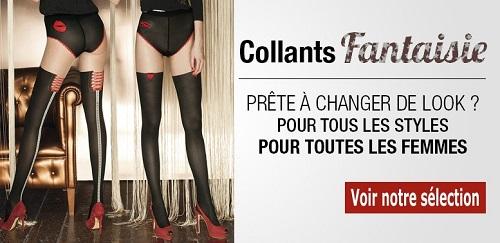 collants sexy Trasparenze, Le Bourget, DIM