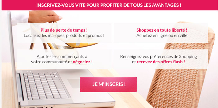 Shopping sur Shoppinty la markeplace locale