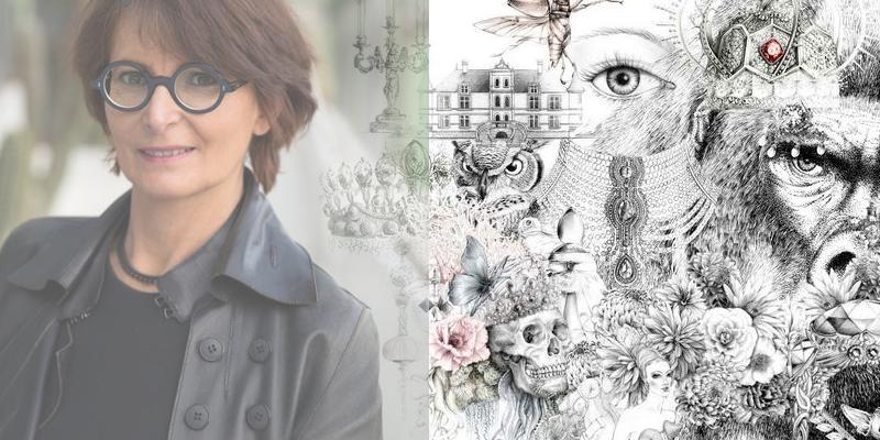 Florence Gendre illustratrice à Paris